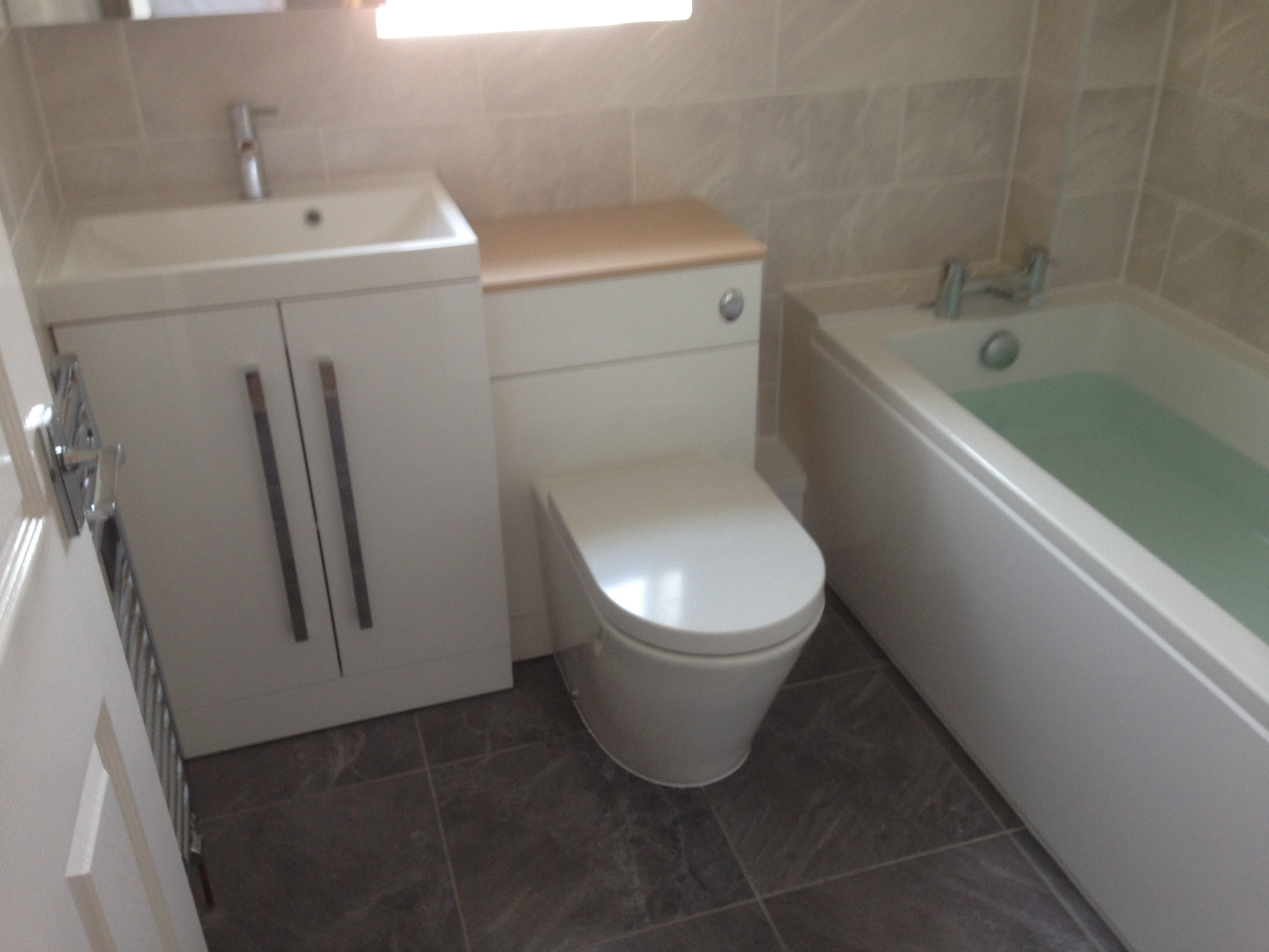 Bathroom Fitters A Bathroom We Installed In Liverpool